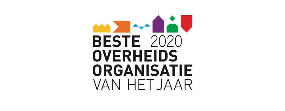 Beste overheidsorganisatie vanhetjaar logo 1400
