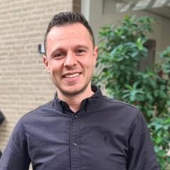 Dreamteam Breda Dennis van Jaarsveld 500