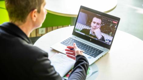 Webinar Hybride Teambuilding leidinggevenden - Meeuwissen