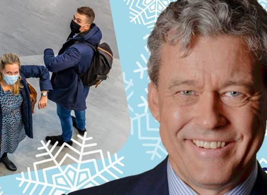 Charles Groenhuijsen spreker Winterschool