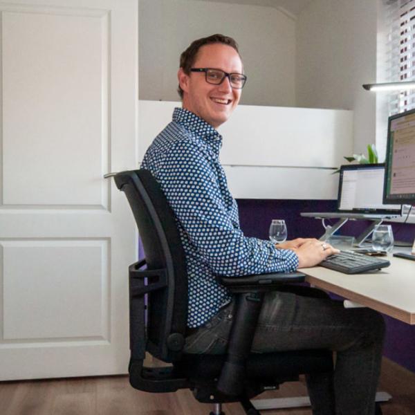 'Thuiswerken is een kans voor online opleiden en ontwikkelen'