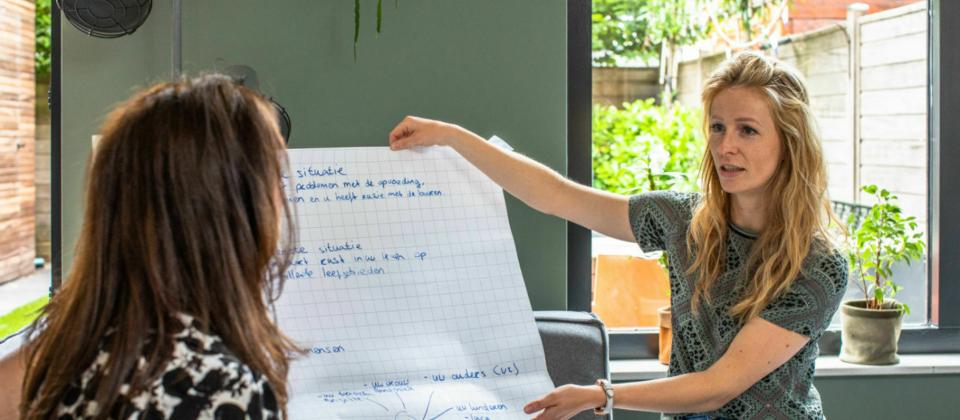 Drie leernetwerken Sociaal Leiderschap