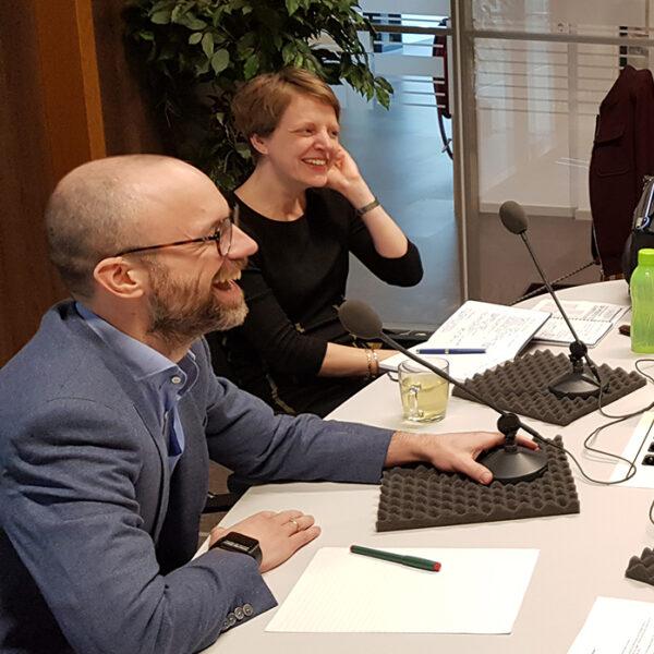 Podcast 'A&O deelt'