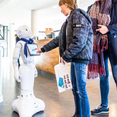 AO Digitale Transformatie robot