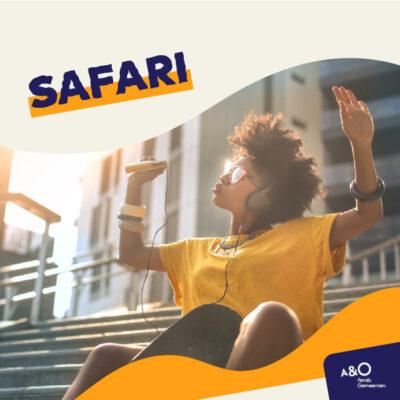 Safari Banner Algemeen-600x600
