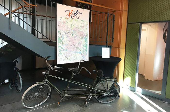 AO 321co Gluren bij Buren fiets