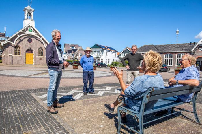 AO Willem Stam Kees Winkelman Den Helder mensen 1600