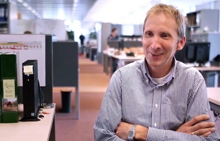 AO loopbaanontwikkeling Johan Vruwink EVC