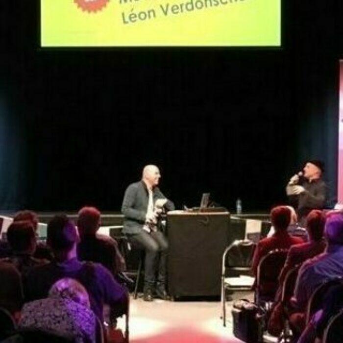 Leon Verdonschot en Marco Roelofs