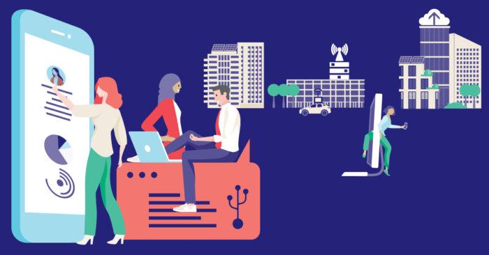 AO fonds Gemeenten Onderzoek digitale transformatie deel 2 social