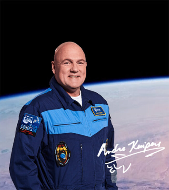Andre kuipers 400