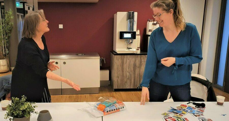 321 project Leila van Zaal en Eveline Vat