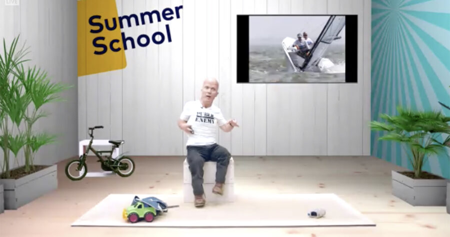 Summerschool 2020 platform Rolf Schrama